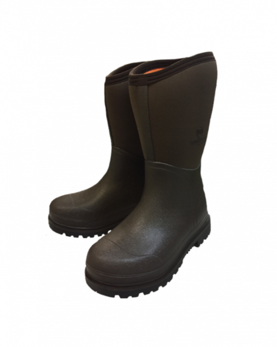 Brown Mud Master Boots