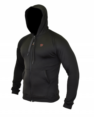 Tactical Active Hoody - Black