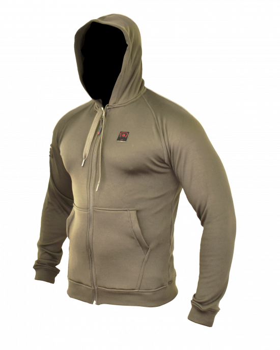 Tactical Active Hoody - Khaki