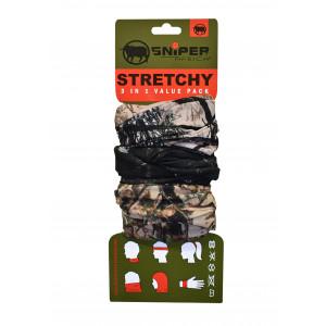 Stretchy Combo (3D,Black,Shadows)