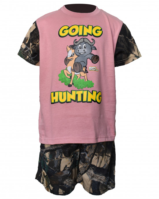 Kids Buffy Going Hunting Combo Set