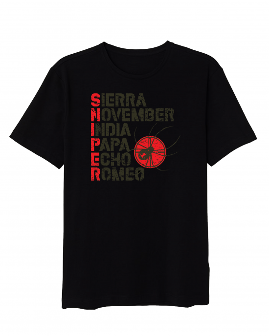Tactical Sierra T-Shirt - Mens (Comfort Fit)