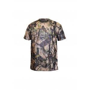 Mens Mesh S/S T-Shirt - 3D