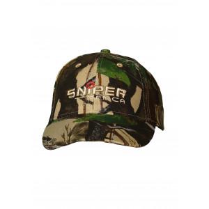 Embroided Peak Cap