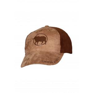 Pro Hunter Suede Peak Cap