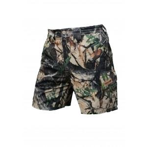 Warrior Shorts - 3D