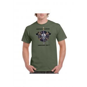 Weapons Change T Shirt