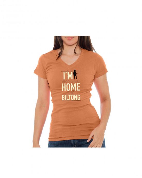 Ladies Biltong T Shirt