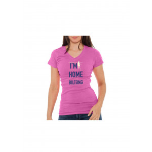 Ladies Biltong T Shirt