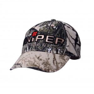 3D Retical Peak Cap