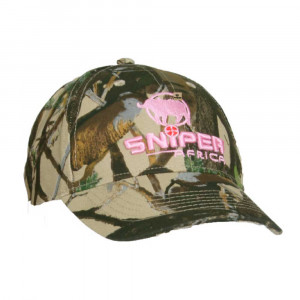 Ladies Buffalo Emb Peak Cap