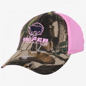 Kids Pink Buffalo Emb. Cap