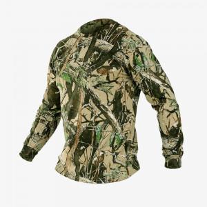 Long Sleeve T-Shirt - 3D