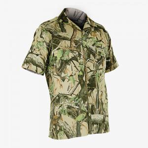 Colour Block S/S Shirt - 3D