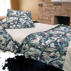 Queen Size Duvet Cover + 2 pillow cases