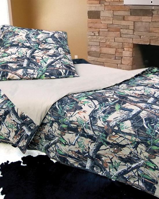 Queen Size Duvet Cover + 2 pillow cases