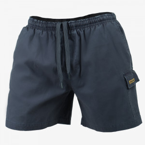 Basic-Essential Shorts - Indigo